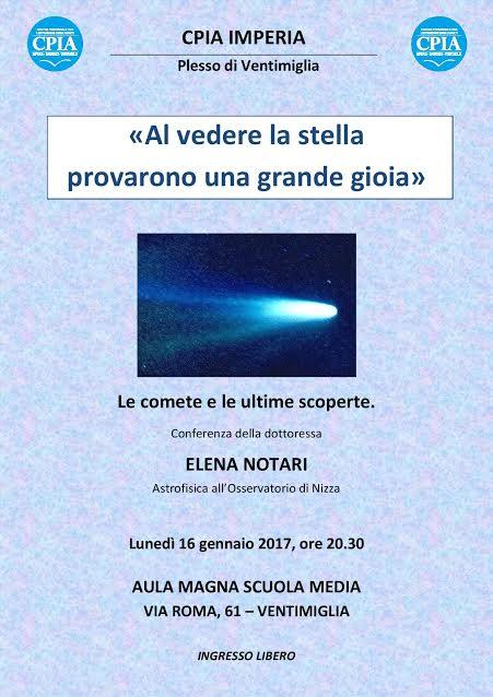 Le comete e le ultime scoperte